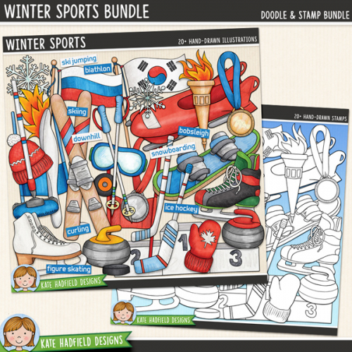 Winter Sports Bundle