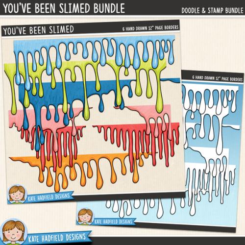 You've Been Slimed Bundle