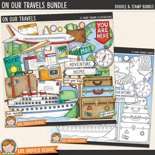 On Our Travels Bundle