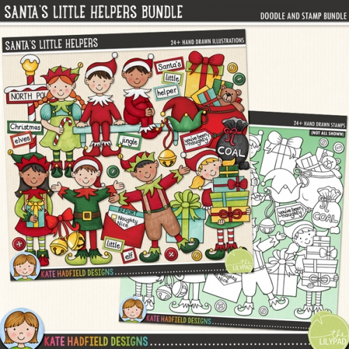 Santa's Little Helpers Bundle