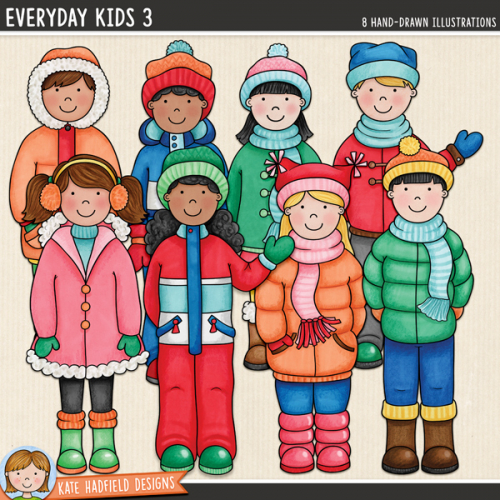 Everyday Kids 3