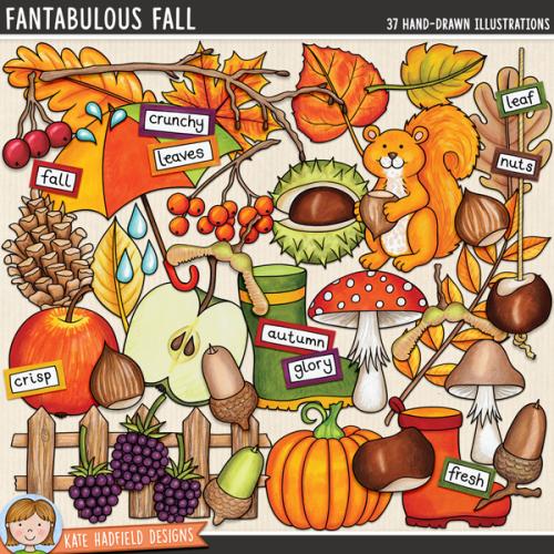 Fantabulous Fall