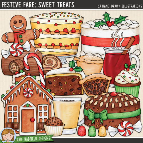 Festive Fare: Sweet Treats