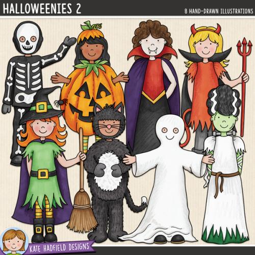Halloweenies 2