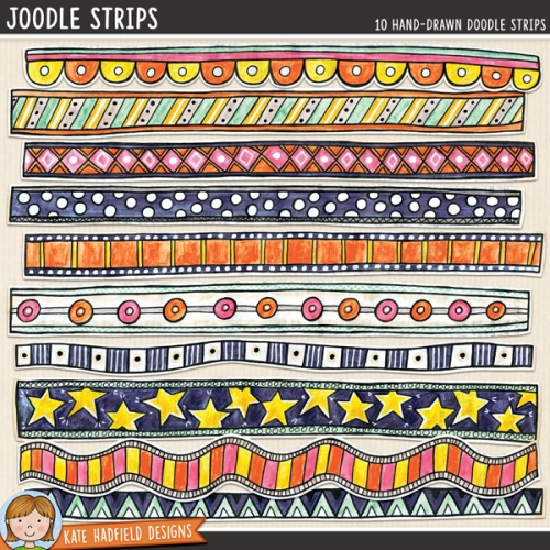 Joodle Strips