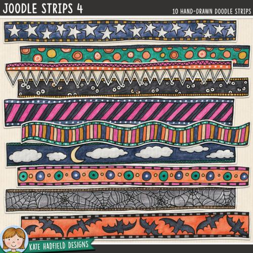 Joodle Strips 4