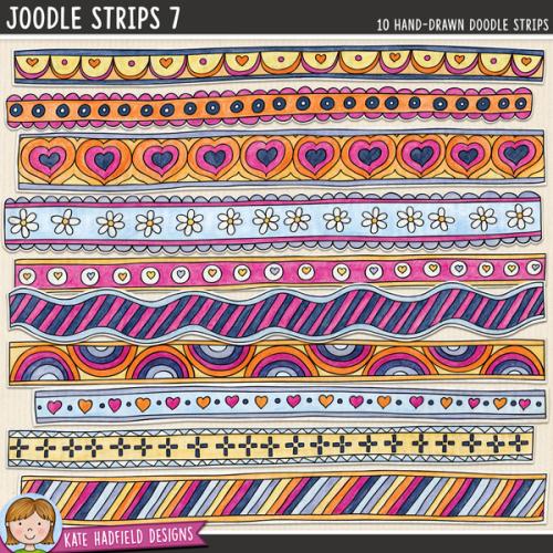 Joodle Strips 7