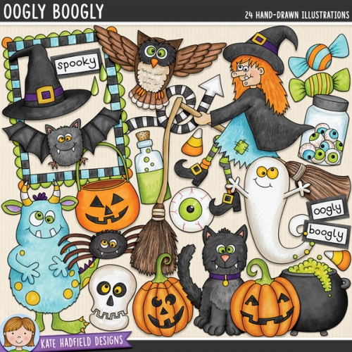 Oogly Boogly