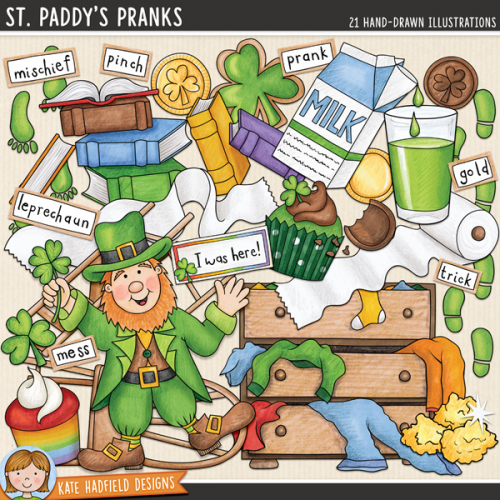 St Paddy's Pranks