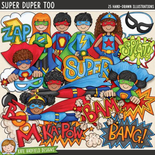 Super Duper Too
