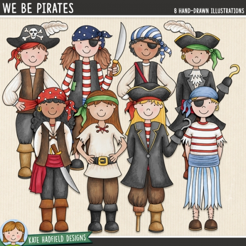 We Be Pirates