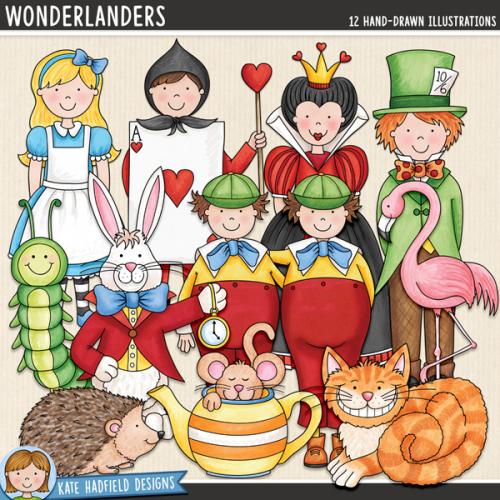 Wonderlanders
