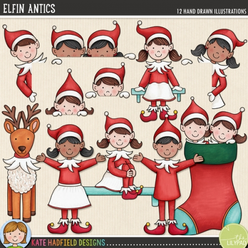 Elfin Antics