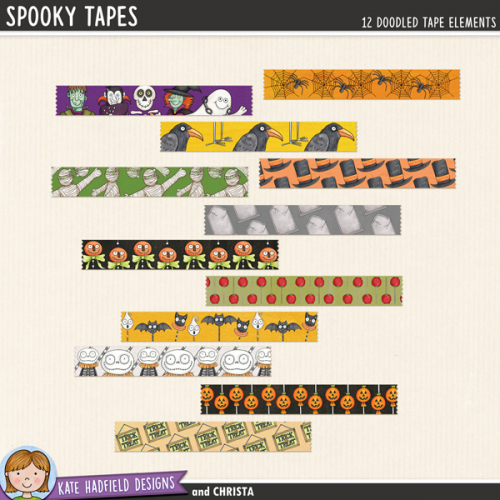 Spooky Tapes
