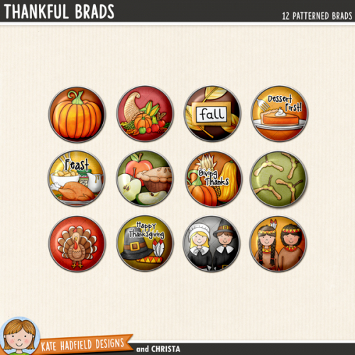 Thankful Brads