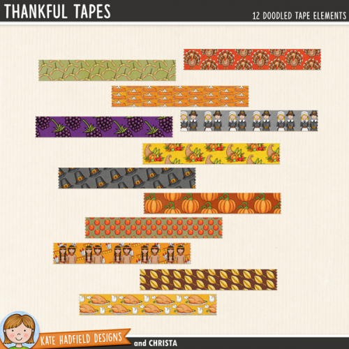 Thankful Tapes