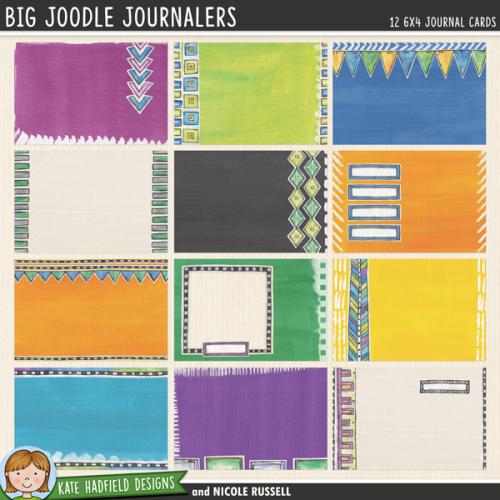 Big Joodle Journalers