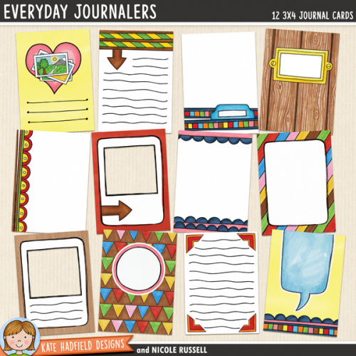 Everydays Journalers