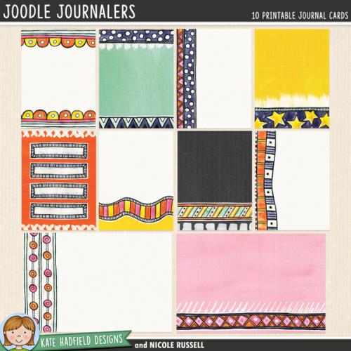 Joodle Journalers