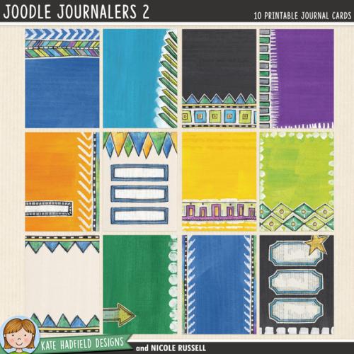 Joodle Journalers 2