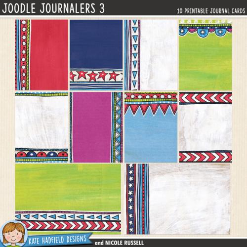 Joodle Journalers 3