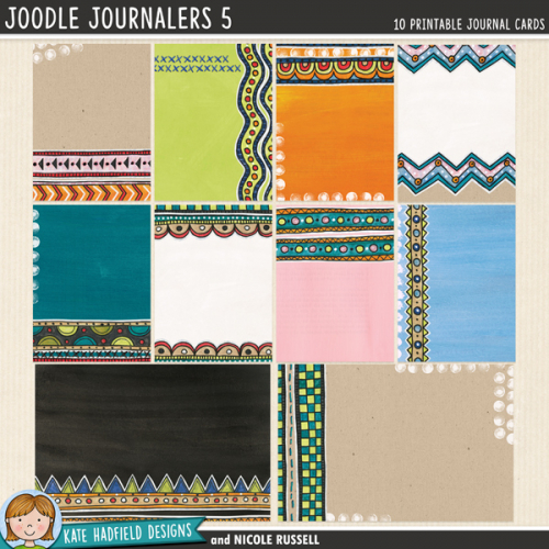 Joodle Journalers 5