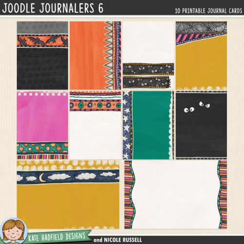 Joodle Journalers 6
