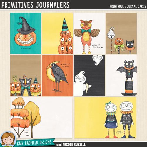 Primitives Journalers