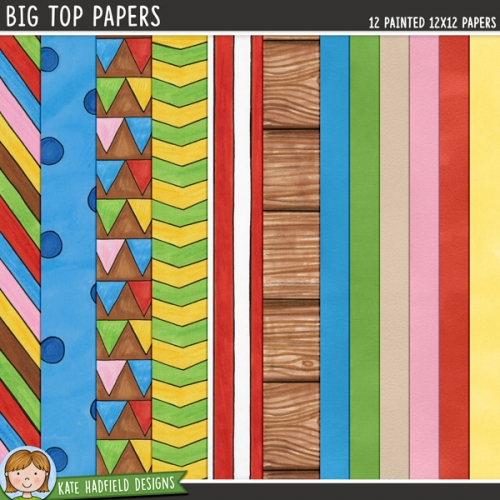 Big Top Papers