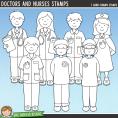 Doctors and Nurses Bundle