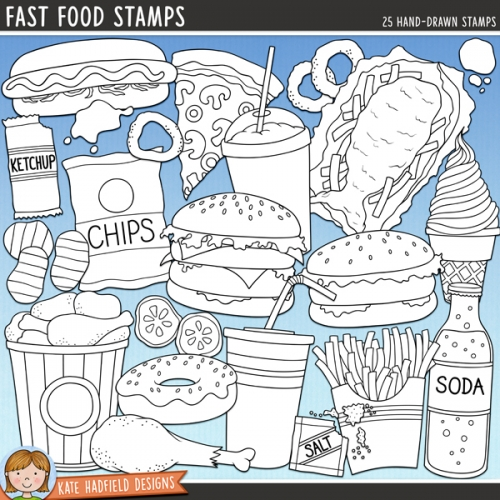 Fast Food Stamps