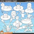 Little Swimmers Bundle
