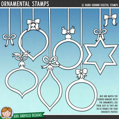 Ornamental Stamps