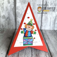 Toybox Teepee Card