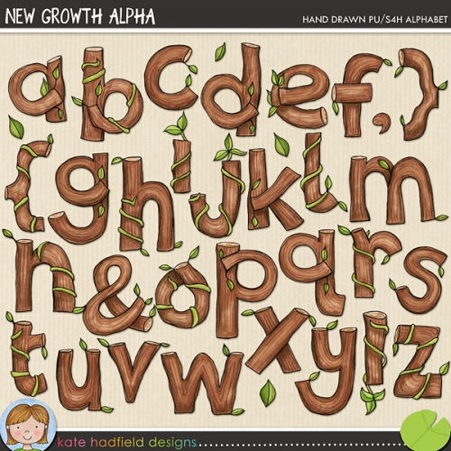 New Growth Alphabet