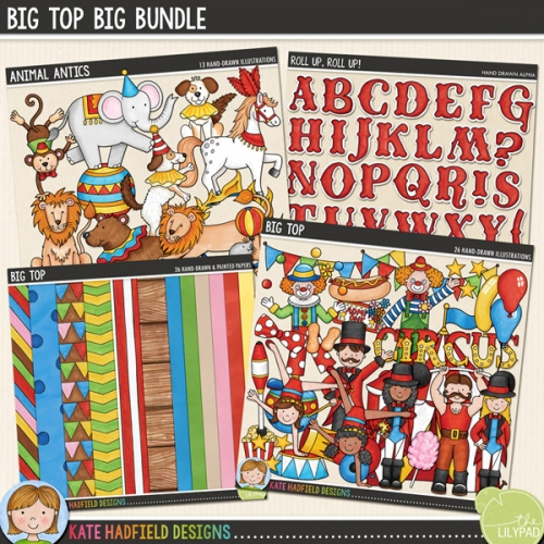 Big Top BIG Bundle