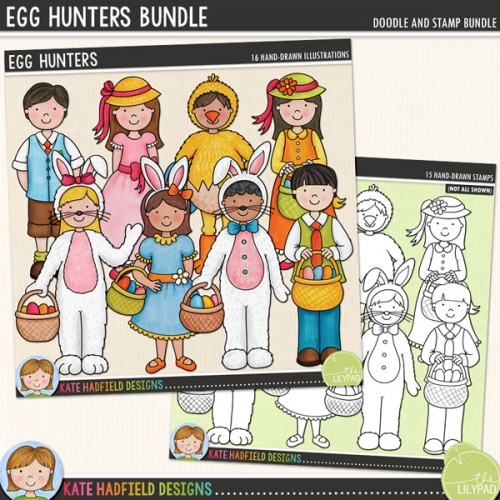 Egg Hunters Bundle