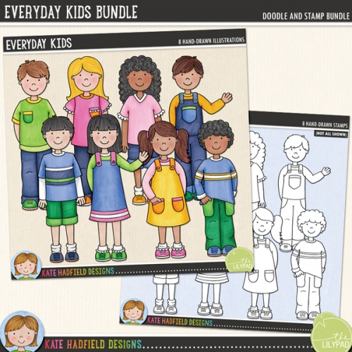 Everyday Kids Bundle