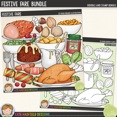 Festive Fare Bundle