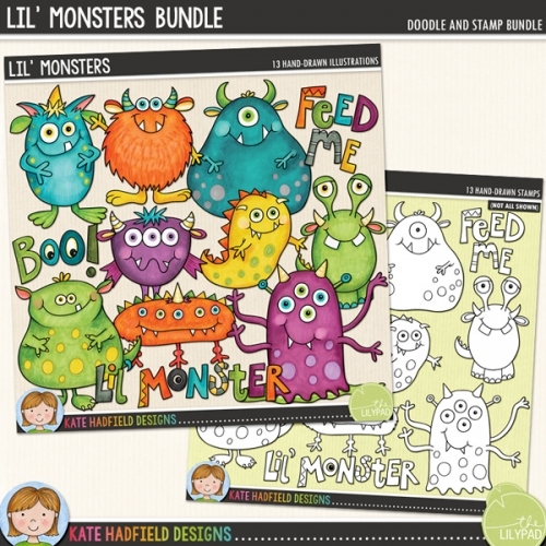 Lil' Monsters Bundle