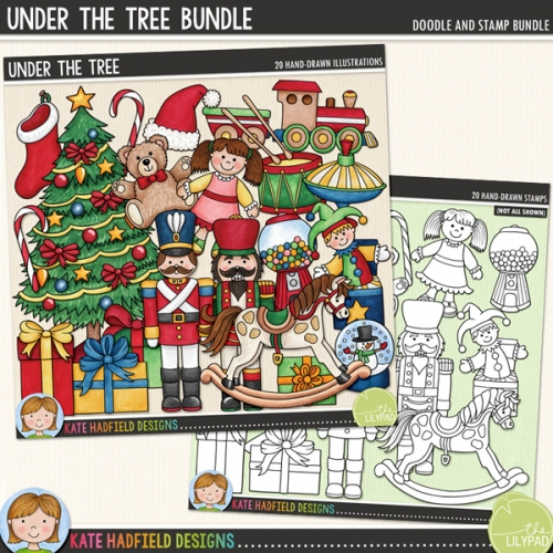 Under the Tree Bundle