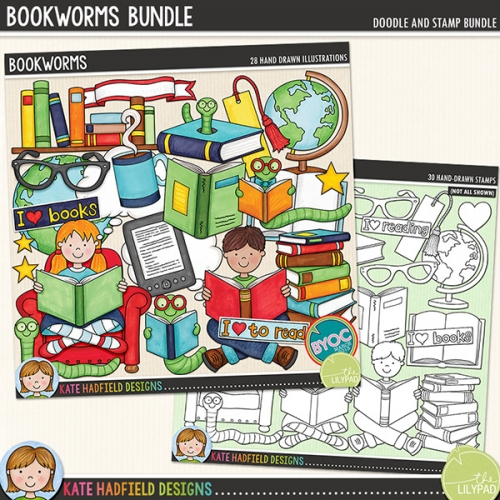 Bookworms Bundle