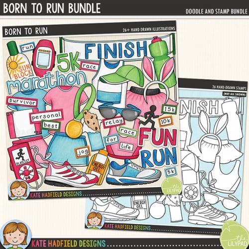 Born to Run Bundle