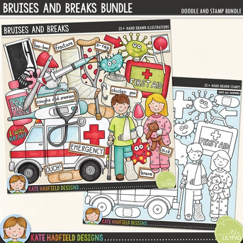 Bruises and Breaks Bundle