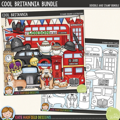 Cool Britannia Bundle