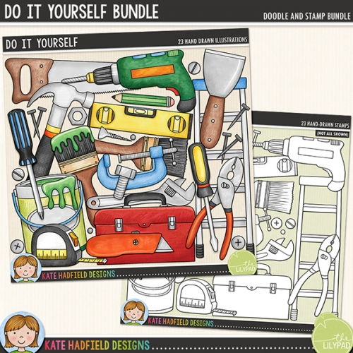 Do It Yourself Bundle