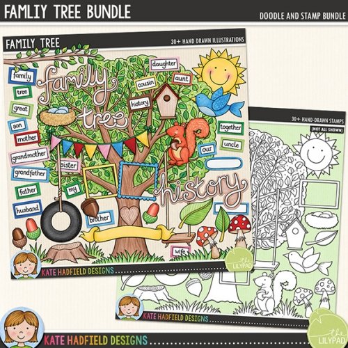 Family Tree Bundle