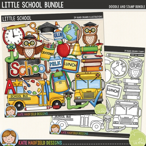 Little School Bundle