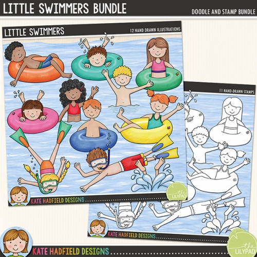 Little Swimmers Bundle