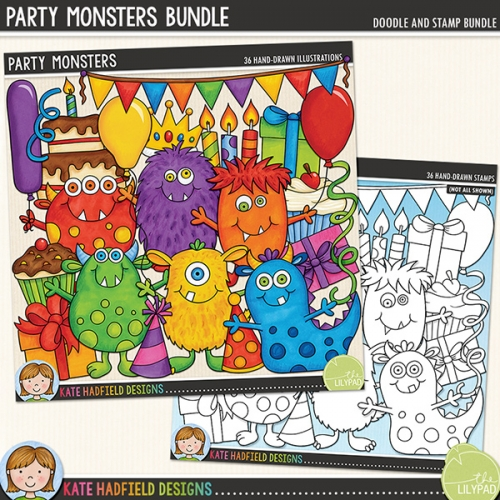 Party Monsters Bundle